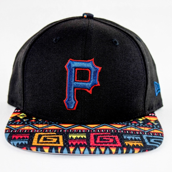 Pittsburgh Pirates Tribal Snapback a7561641778